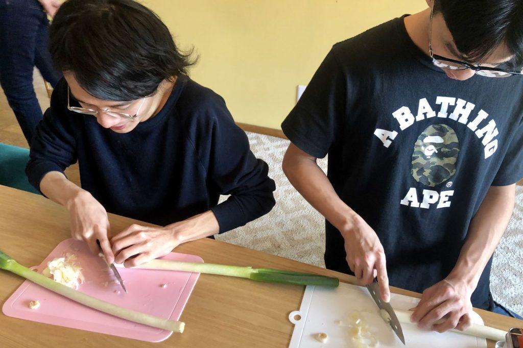 日本の食文化を知ろう!料理教室開催!