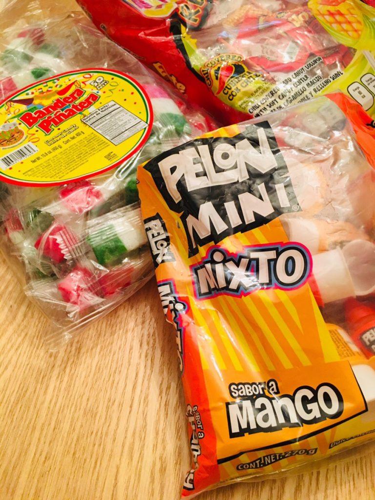 メキシコのお土産の味は?